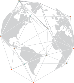 Diagram of the globe